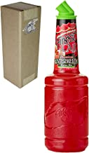Finest Call Premium Watermelon Fruit Puree Drink Mix, 1 Liter Bottle (33.8 Fl Oz), Individually Boxed