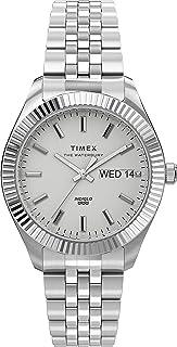 Timex 36 mm Waterbury Legacy Boyfriend Stainless Steel Case