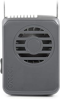 O2Cool Deluxe Collar Ventilador Personal Cuello Golpes Aire hacia Arriba