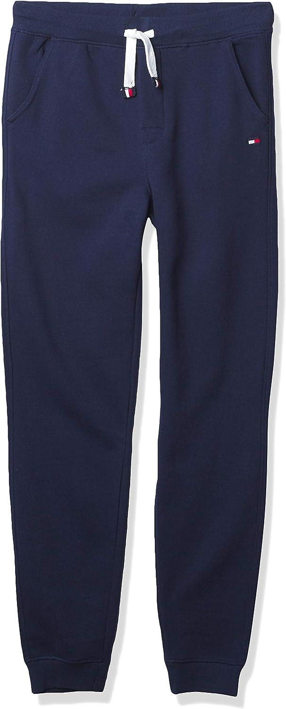 Tommy Hilfiger Boys' Signature Flag Sweatpants (Big Kids)