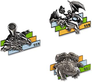 Pokémon Center: Better Together Venusaur, Charizard and Blastoise Pin Set
