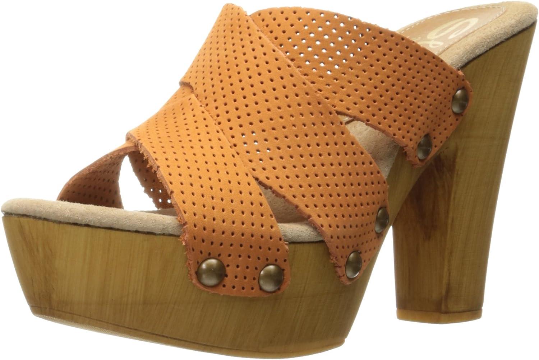 Sbicca Womens Adina Heeled Sandal