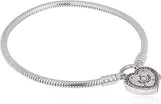 Pandora Women's Silver Bracelet - 596586FPC-19