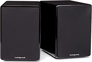 Cambridge Audio Minx XL Flagship Bookshelf Speakers, Black