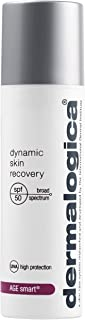 Dermalogica Dynamic Skin Recovery SPF50, 1.7 Fl Oz - Anti Aging Non-Greasy Face Sunscreen Lotion with Broad Spectrum SPF 50 for Daily Use