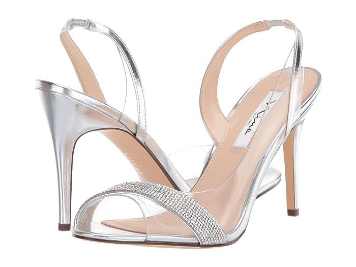Nina  Cailida (Silver) Womens Shoes