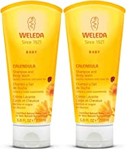 Weleda Calendula Shampoo and Body Wash, 6.8 oz. (Pack of 2)