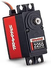 Traxxas 2255 - Servo, Digital high-Torque 400 brushless, Metal Gear (Ball Bearing), Waterproof