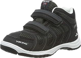 Viking 中性儿童 Cascade Ii Mid GTX 户外健身鞋