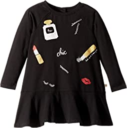 Glamour Collage Dress (Toddler/Little Kids)