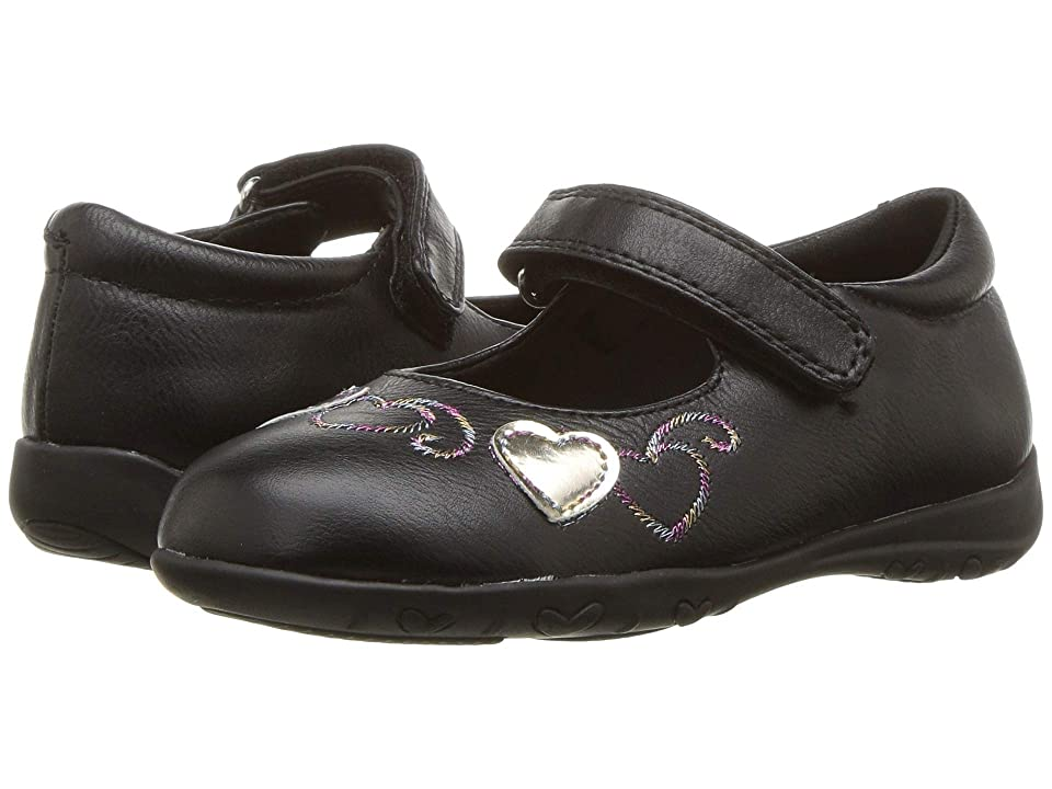 Rachel Kids Brooklyn (Toddler/Little Kid) (Black/Multi) Girl