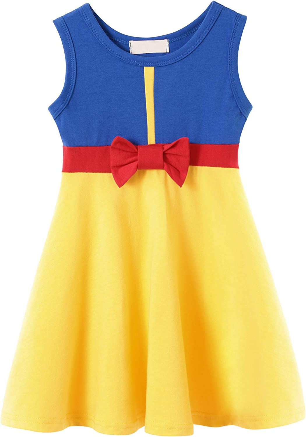 Cotton Baby Girl Clothes Summer Little Princess Toddler Kids Party Tutu Dresses