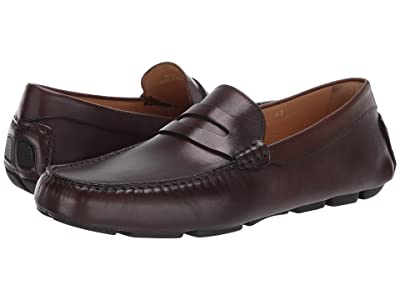 Canali Penny Driver (Brown) Men