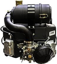 Kawasaki Engine Replace 23 Thru 25HP 1 Inch Crank. Electric Start No Muffler