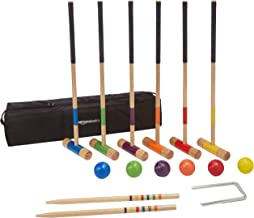 Amazon Basics Premium Croquet Set