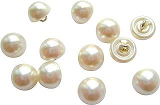 Nakpunar Pearl Bridal Buttons (3/8