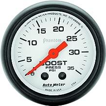 Best autometer phantom 2 boost gauge Reviews