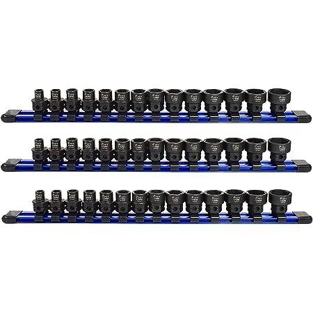 "Astro Pneumatic Tool 78314 Metric 3//8/"" Drive Low Profile Nano Impact Sockets 14 Piece 2 Pack"