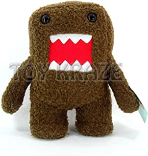 "Nanco Brown Domo 7"" Plush Anime Monster"