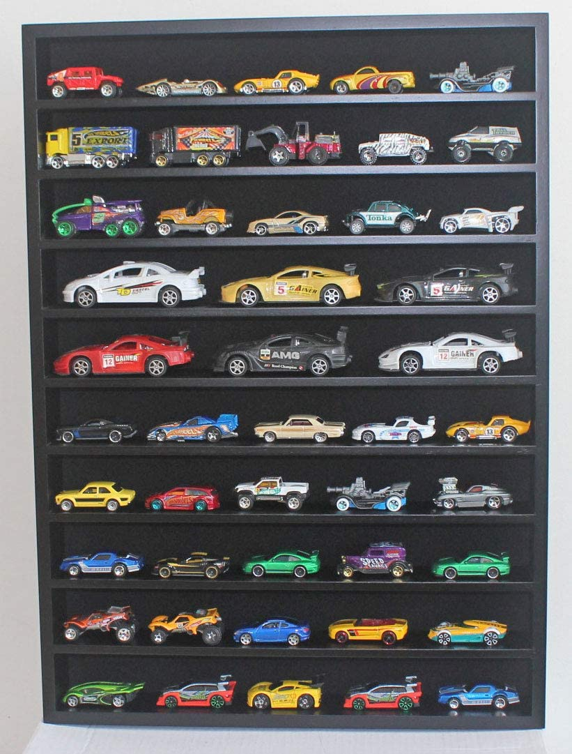 1:64 Toys Car Box Case For Hotwheels Protector Display Box Latest Useful Durable