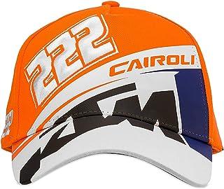 VR46 Cairoli-KTM Cappellino Uomo, Arancione, Taglia Unica