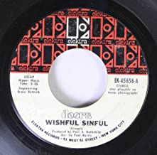 DOORS 45 RPM WISHFUL SINFUL / WHO SCARED YOU