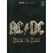 Rock or Bust–Arreglados para guitarra–con Tabulador [de la fragancia/Alemán] Compositor: AC DC