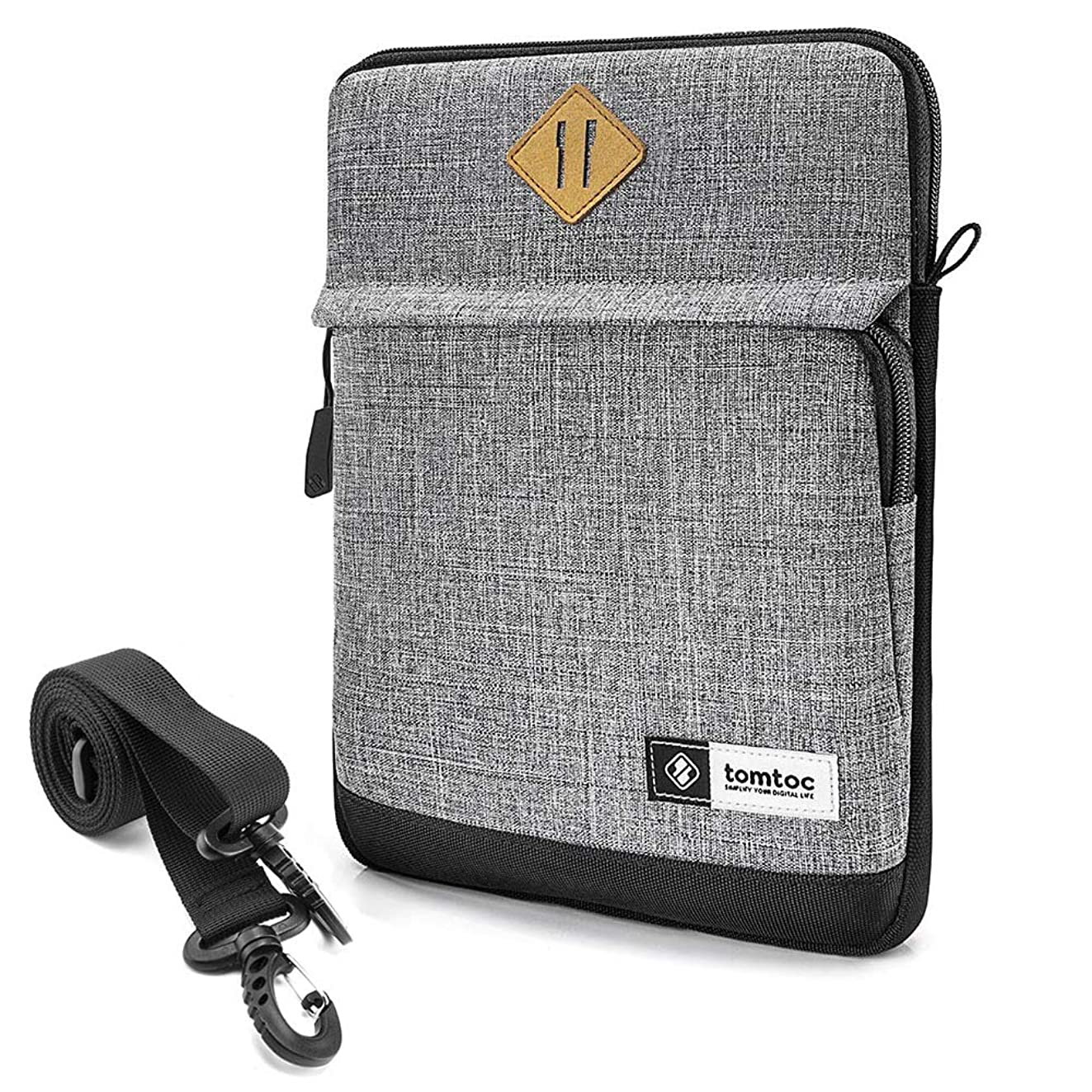 tomtoc 10.5-11 Inch Tablet Shoulder Bag for 11
