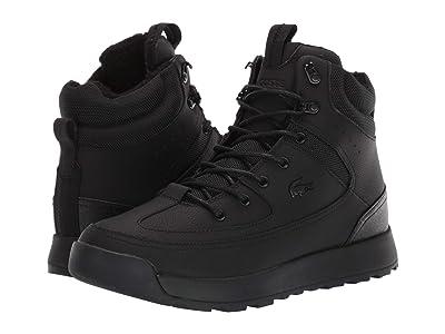 Lacoste Urban Breaker 419 2 (Black/Black) Men