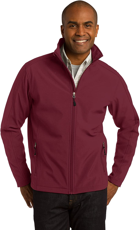 Port メーカー在庫限り品 セール 登場から人気沸騰 Authority Men's Core Jacket Shell Soft
