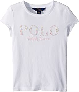 Polo Ralph Lauren Kids - Eyelet-Hem Mesh Polo Shirt (Little Kids)