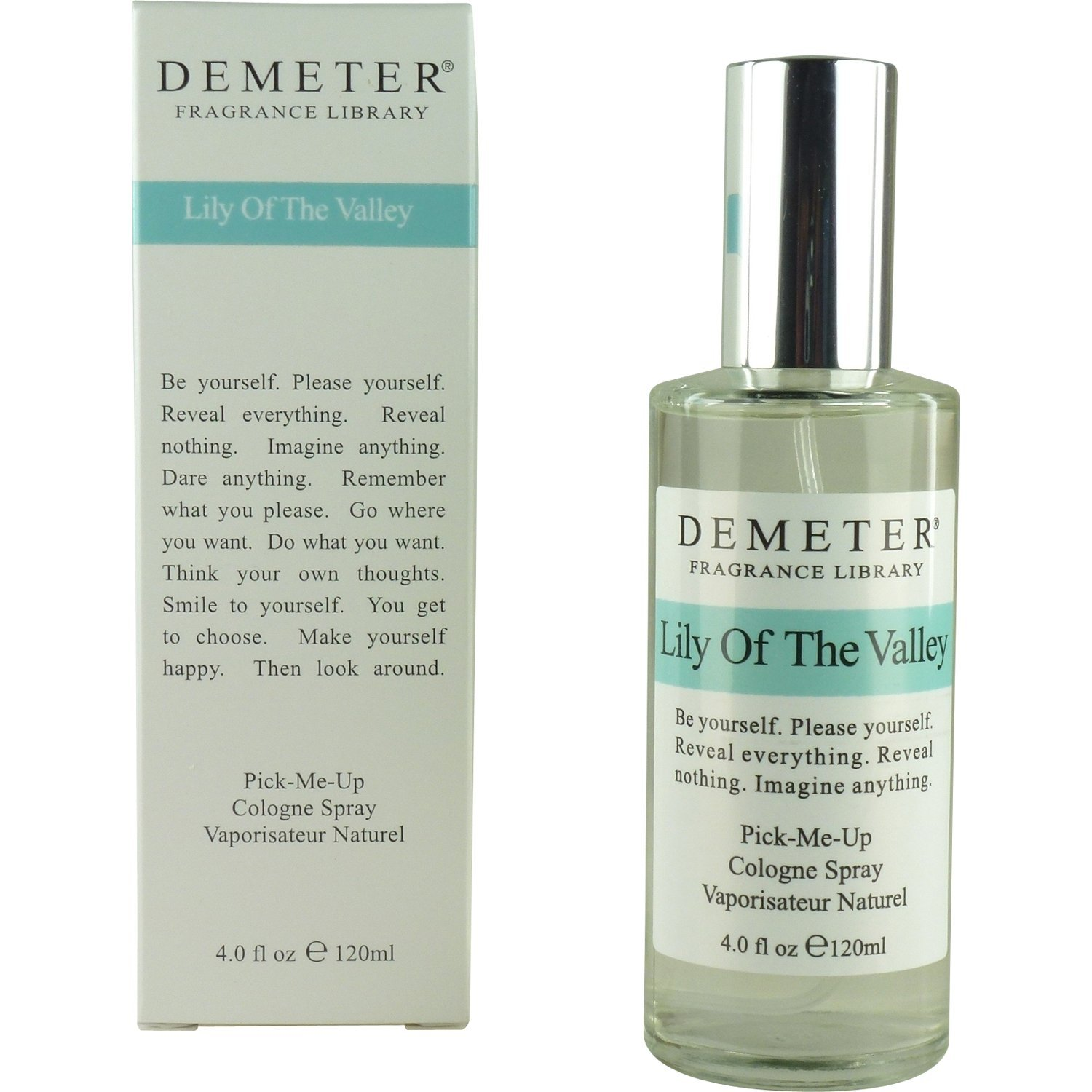 Demeter Lily Of Super intense SALE The Valley Spray - 120ml Cologne unisex 4oz