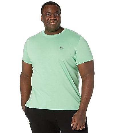 Lacoste Short Sleeve Pima Crew Neck T-Shirt