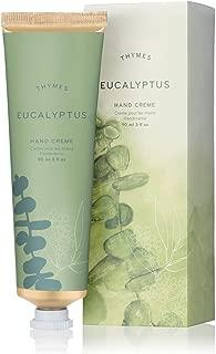 Thymes - Eucalyptus Hand Crème - Deeply Moisturizing Cream for Men & Women - 3 oz