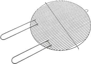 Barbecook Grille de cuisson acier chromé pour Major/Loewy 50/Adam 50, 47,5 cm