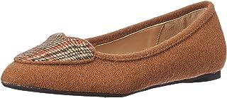 حذاء باليه مسطح منقوش للنساء من Penny Loves Kenny