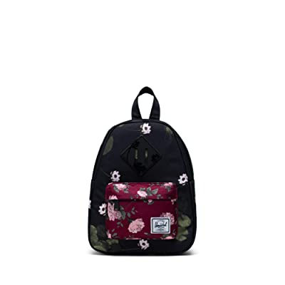 Herschel Supply Co. Heritage Mini (Fine China Floral) Backpack Bags