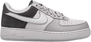 Nike Mens Air Force 1 07 LV8 2 Leather Textile Trainers