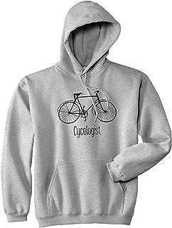 Cycologist Funny Psychology Biking Cyclist Pun Biker Doctor Unisex Hoodie