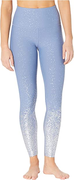 Serene Blue/Shiny Silver Speckle