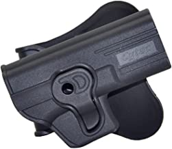 Tactical Scorpion Gear Ruger SR9 9E Modular Level II Retention Paddle Holster