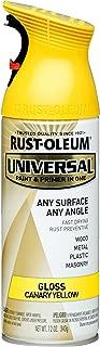 Best yellow vinyl spray paint Reviews