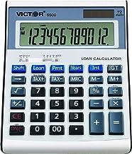 Victor 6500 12 Digit Desktop Financial Calculator Loan Calculator Mortgage Calculator for Real Estate, Cars, Boats, and Ho...