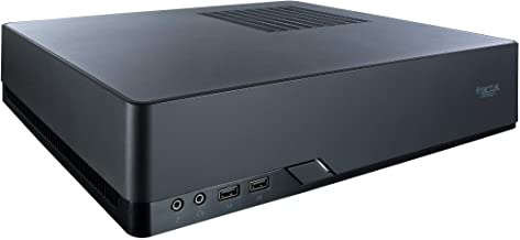 Fractal Design Node 202 Black Mini-ITX Slim Profile Compact Small Form Factor Computer..