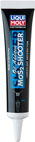 Liqui Moly Motorbike Oil Additive MOS2 Shooter (20 ml)