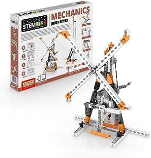 Engino Stem Mechanics Pulley Drives Model Kit