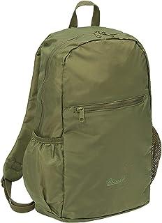 Roll Bag - Mochila Plegable de Viaje, Extra Ligera, 15 litros, Verde Oliva (Verde) - 8038-1