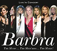 Best barbra streisand the music the memories the magic dvd Reviews