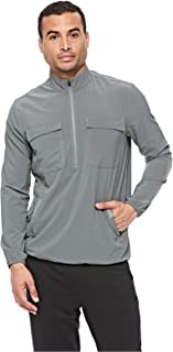 Brandblack Sports Lifestyle Jackets For Men - Slate Gray, XL