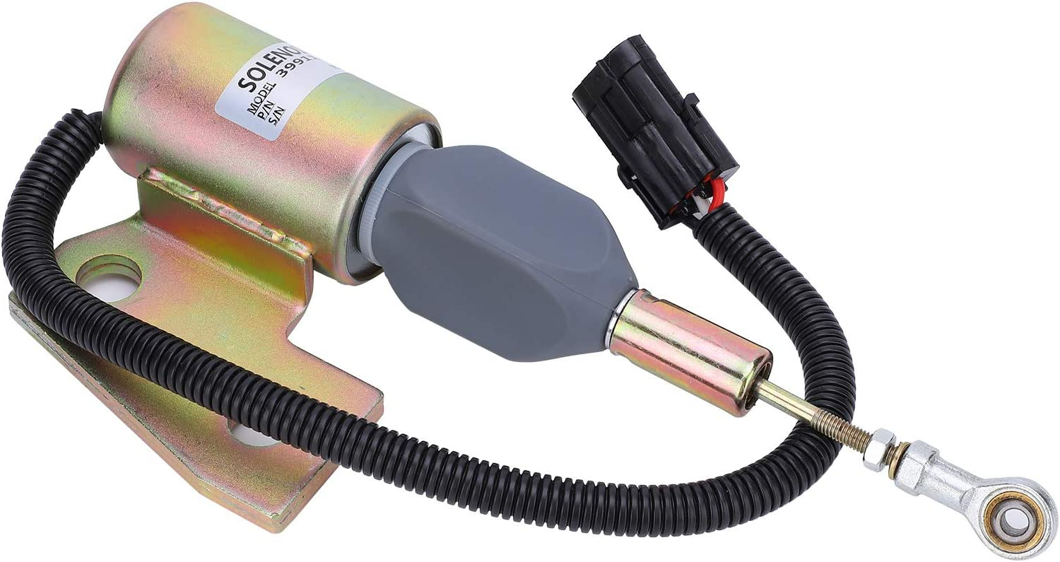 3991167 Solenoid Valve Max 55% OFF Long Service Use Shut Life Convenient Nippon regular agency To